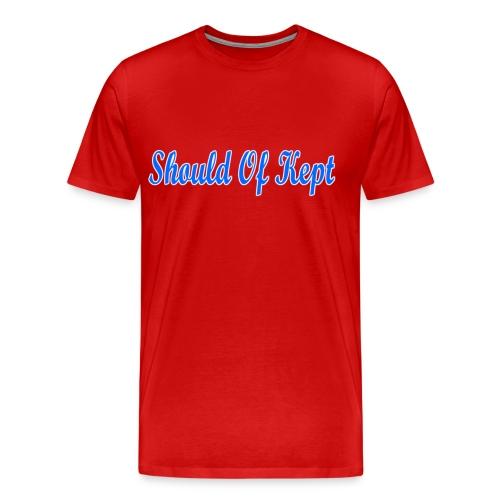 Should of kept JA - Men's Premium T-Shirt
