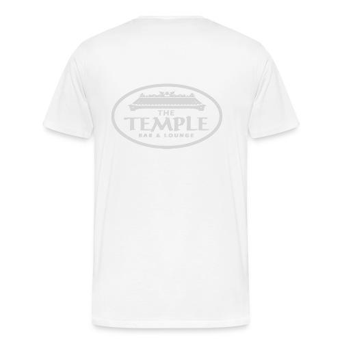 Storm Trooper Grey Temple Edition - Men's Premium T-Shirt