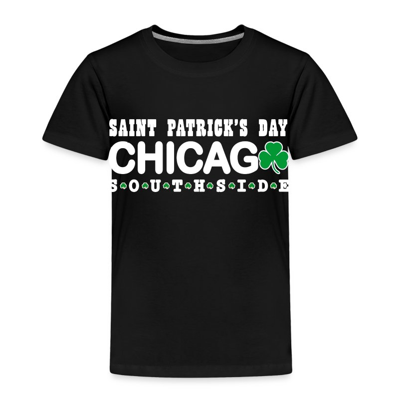 Chicago St. Patrick Southside - Toddler Premium T-Shirt
