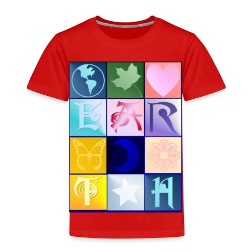 EARTH - Toddler Premium T-Shirt