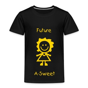 Future A Sweet Toddler - Toddler Premium T-Shirt