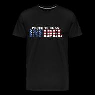 T-Shirts ~ Men's Premium T-Shirt ~ Proud To Be An Infidel