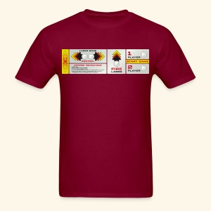 Controlpanel X - Men's T-Shirt