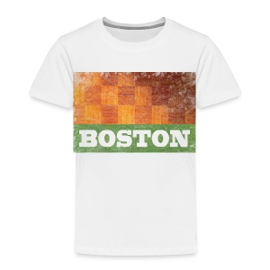 Old Boston Parquet - Toddler Premium T-Shirt
