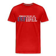 T-Shirts ~ Men's Premium T-Shirt ~ Proud To Be An Infidel