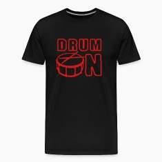 drum_on_a_1c T-Shirts