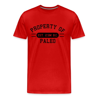 Property of Paleo T-Shirts