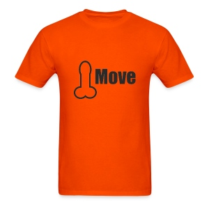 Dick Move - Men's T-Shirt
