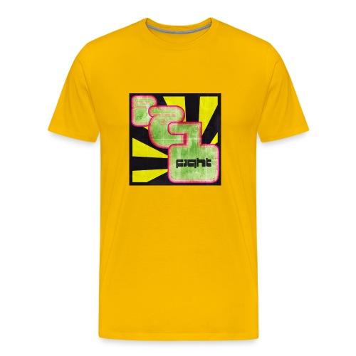 3 2 1 Fight - Men's Premium T-Shirt