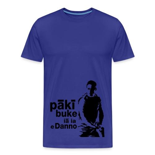 Book Em - Men 3x - Men's Premium T-Shirt