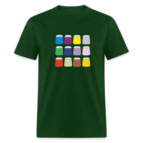 Colors - Men's T-Shirt
