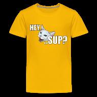 Kids' Shirts ~ Kids' Premium T-Shirt ~ HEY, SUP JUPITER