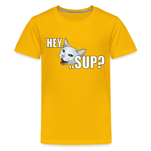 HEY, SUP JUPITER - Kids' Premium T-Shirt