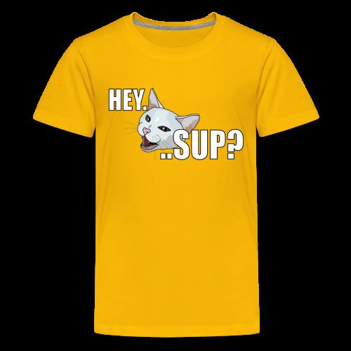 HEY, SUP JUPITER - Kids' Premium T-Shirt