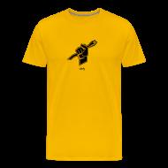 T-Shirts ~ Men's Premium T-Shirt ~ Men's Let's Kick Some Gas