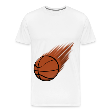 Comet Basketball T-shirt