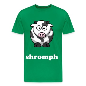 Shromph? - Men's Premium T-Shirt