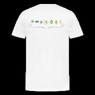 T-Shirts ~ Men's Premium T-Shirt ~ Harmony