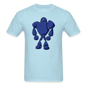 Big Blue Bot - Men's T-Shirt
