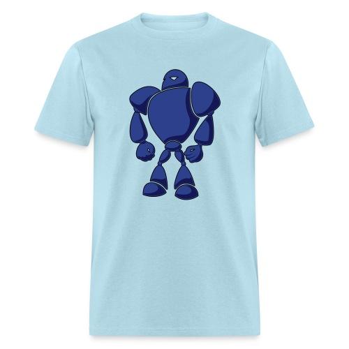 Big Blue Bot - Men's T-Shirt