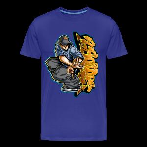 S-106 Cholo Hands 3XL - Men's Premium T-Shirt