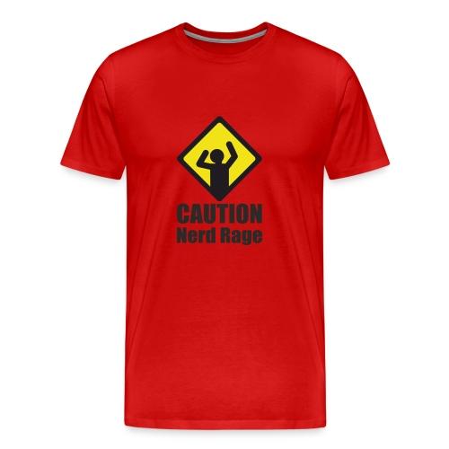 Nerd Rage - Men's Premium T-Shirt