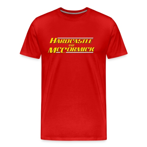 Hardcastle & McCormick mens - Men's Premium T-Shirt