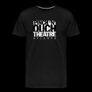 T-Shirts ~ Men's Premium T-Shirt ~ The Pinch 'N' Ouch Heavyweight T