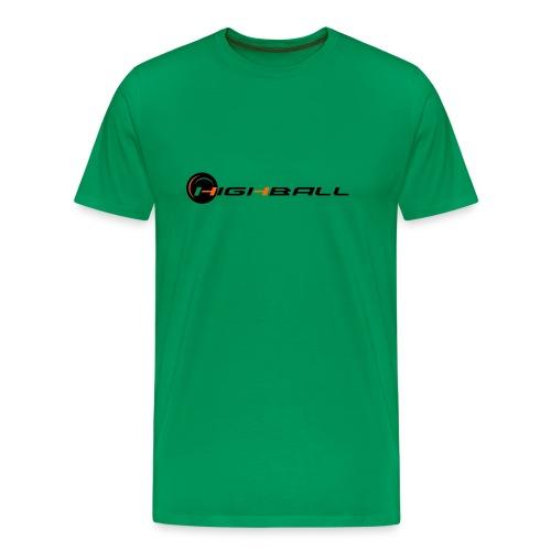 Funny Running T-shirt - Rastaman Running - Men's Premium T-Shirt