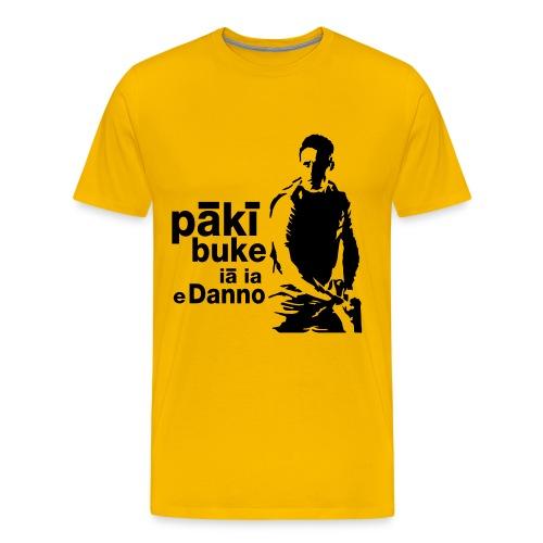 HI Book 'Em - Men - Men's Premium T-Shirt