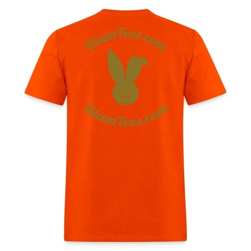 Blam Tees - Full Circle Logo Tee - Men's T-Shirt - Men's T-Shirt