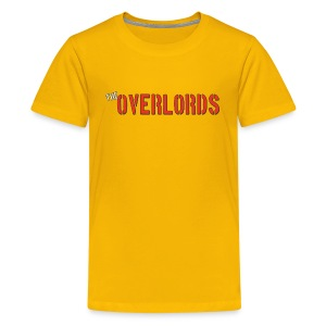 The Overlords Plain Text - Kids' Premium T-Shirt
