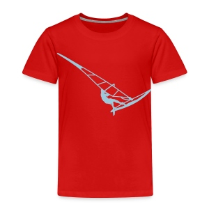 Surfer (Vector) - Toddler Premium T-Shirt