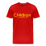 T-Shirts ~ Men's Premium T-Shirt ~ Children Ultimate STD! T-Shirt