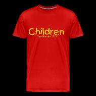 T-Shirts ~ Men's Premium T-Shirt ~ Children Ultimate STD! T-Shirt