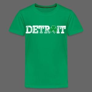 Detroit Shamrock Children's T-Shirt - Kids' Premium T-Shirt