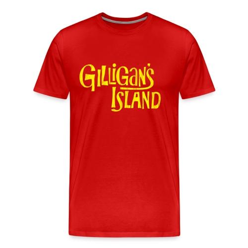 Gilligan's Island - Men's Premium T-Shirt
