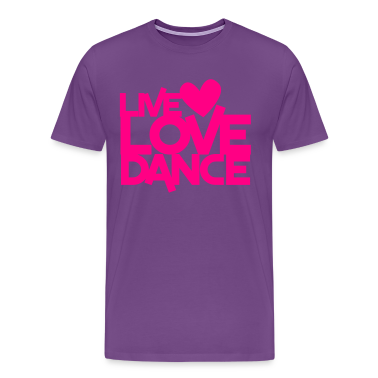 live love dance T-Shirts