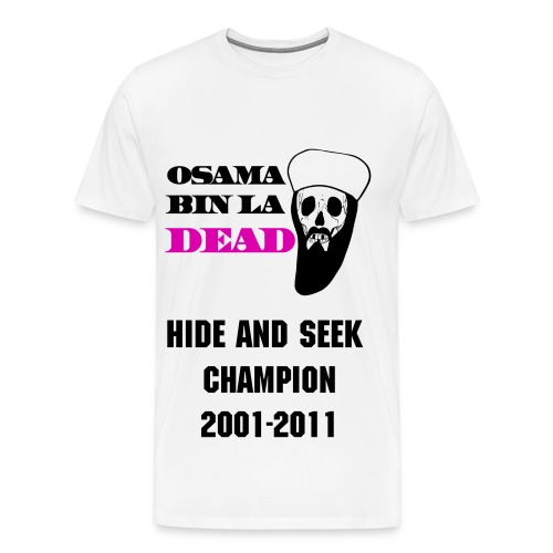 Hide n Seek Champ Tee - Men's Premium T-Shirt