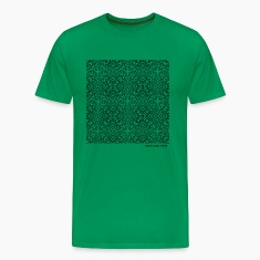 pattern_full_blk T-Shirts