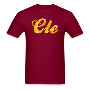 Cle Camo Tee - Men's T-Shirt