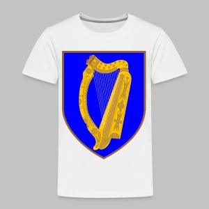 Ireland Coat Of Arms - Toddler Premium T-Shirt
