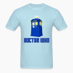 Doctor Who Dr. T-Shirts