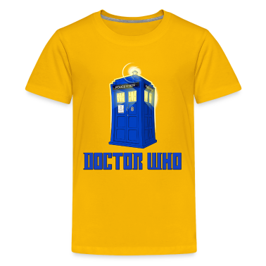 Doctor Who Dr. Kids' Shirts