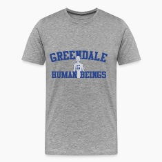 Greendale Human Beings T-Shirts