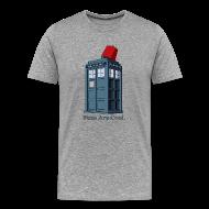 T-Shirts ~ Men's Premium T-Shirt ~ Fez's are Cool.