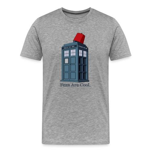 Fez's are Cool. - Men's Premium T-Shirt