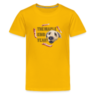 Kids' Shirts ~ Kids' Premium T-Shirt ~ MAPLE KIND