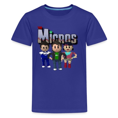 Micros - Kid's T - Kids' Premium T-Shirt
