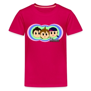 For the girls - Kid's T - Kids' Premium T-Shirt